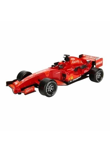 Sunman Sunman 2677 26 cm Maxx Wheels Sesli ve Işıklı F1 Racing Sürtmeli Oyuncak Araba Renkli